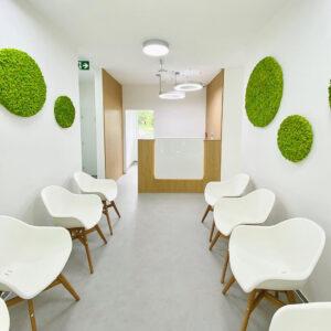 DentaSun Zubní klinika Ridere - realizace